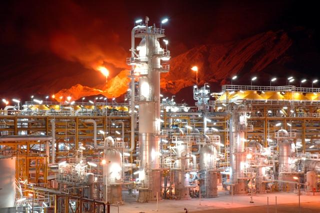 برداشت گاز از پارس جنوبی به بیش از ۶۳۰ میلیون مترمکعب میرسد