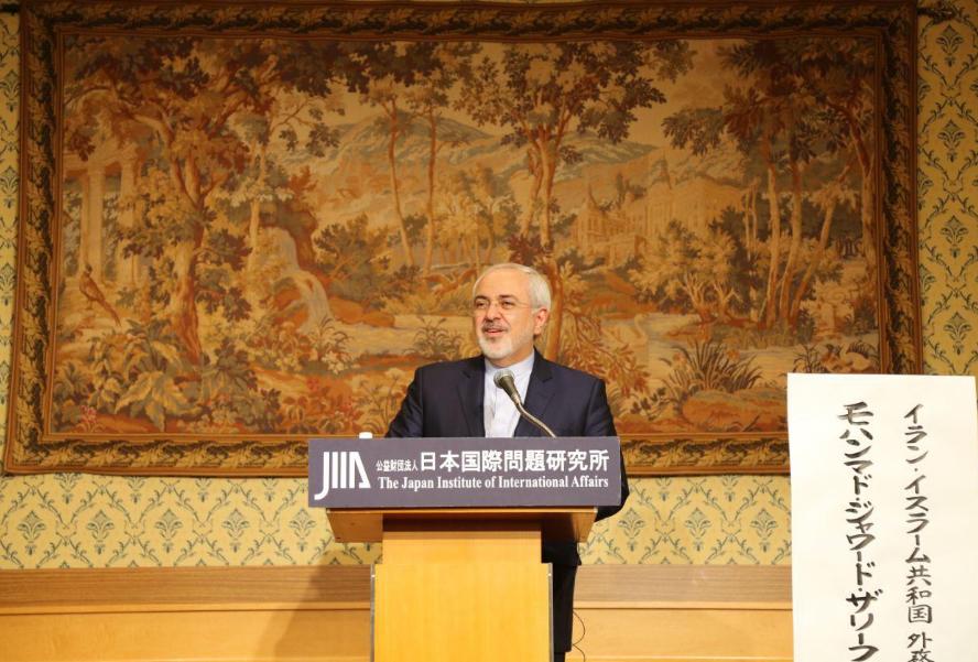 واکنش ظریف به تصویب تمدید تحریم های ایران در کنگره آمریکا