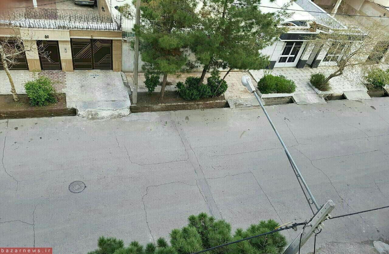 آخرین اخبار زلزله مشهد + عکس