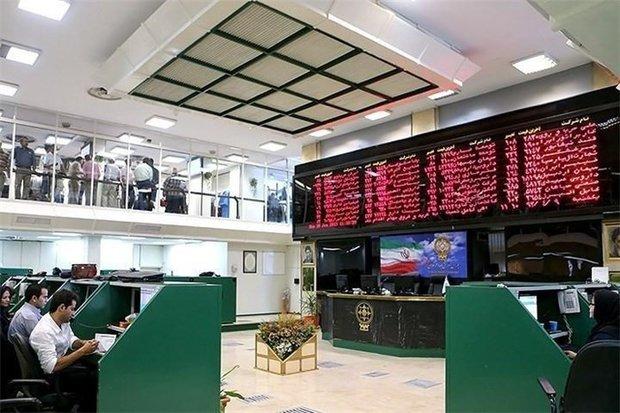 ارزش 323 هزار میلیارد تومانی بازار بورس تهران