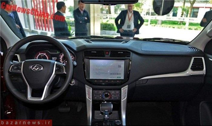 خودرو خوشتیپ مکسوس به ایران می آید +تصاویر