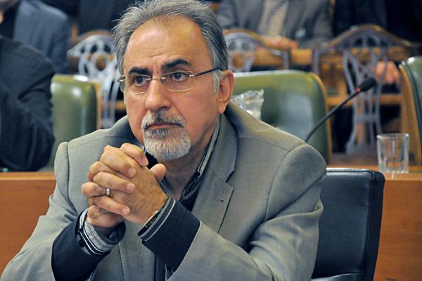 نجفی رسماً سکان دار پایتخت شد+عکس