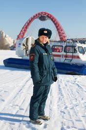 یکاترینا پرونیاکینا، بازرس دولتی در کشتی های کوچک