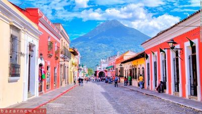 رنگارنگترین مکانهای جهان! +تصاویر
